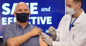 Публічне щеплення: як політики переконують громадян, що вакцина безпечна
