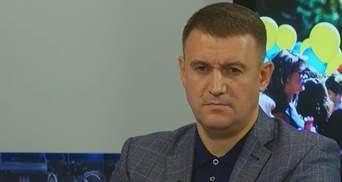 Мельник стал председателем Государственной фискальной службы