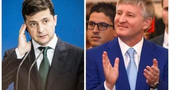 Идет против сценария Зеленского: как Ахметов держит за горло украинскую политику