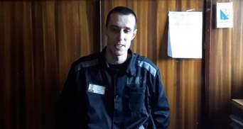 Украинский военный Шумков возвращается из русского плена