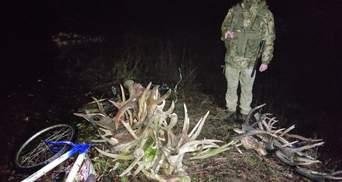 На Киевщине поймали сталкеров, которые пытались пронести редкие вещи из Чернобыльской зоны