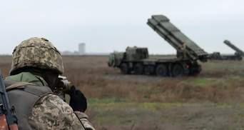 """Українські бійці вчаться знищувати ворога системою """"Смерч"""": ефектні фото, відео"""