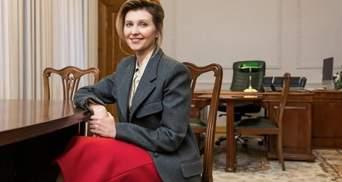 Олена Зеленська дала перше у році інтерв'ю та прикрасила обкладинку журналу: фото