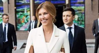 Збили золото та пофарбували стіни: Олена Зеленська зізналась, як облаштувала державну дачу