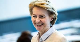 Ми повернемось до нормального життя, – глава Єврокомісії про Різдво під час пандемії