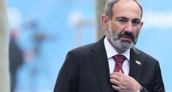 Я можу залишити посаду прем'єр-міністра тільки за рішенням народу, – Пашинян