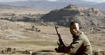 Неизвестные боевики совершили вооруженное нападение в Эфиопии: погибли более 200 человек, в том
