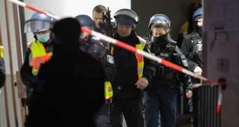 В Берлине произошла стрельба возле офиса одной из партий: есть пострадавшие – фото