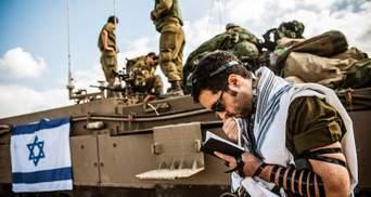 Израиль атаковал объекты в секторе Газа в ответ на ракетный обстрел