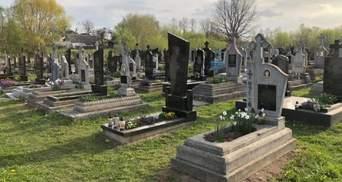 Скандал на кладовищі: у Кременчуці на місце померлої жінки поховали матір чиновника – деталі