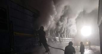 Під Полтавою спалахнув вагон поїзда: у пожежі загинули люди – фото