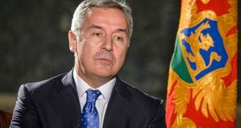 Президент Чорногорії Джуканович потрапив у лікарню через пневмонію