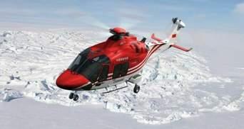 Кораблі, вертольоти та літаки: як країни світу евакуйовували з Антарктиди хворого дослідника