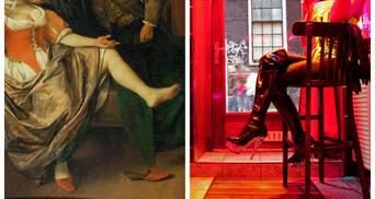 """Как рекламировали проституток 300 лет назад: яркие описания """"лондонских леди"""" – часть 1"""