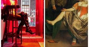 Як рекламували повій 300 років тому: ще трохи про леді з Лондона – частина 2