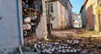 У Туреччині стався сильний землетрус: фото, відео