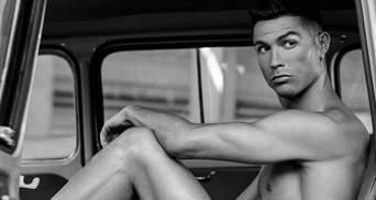 """Кріштіану Роналду: чому не робить татуювань легендарний форвард """"Ювентуса"""""""
