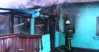 Мати з донькою загинули у пожежі на Чернігівщині: відома ймовірна причина