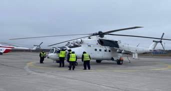 У Запоріжжі випробували гелікоптери з українськими лопатями: відео