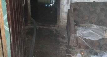 Под Харьковом горел дом: пожар унес жизни 2 человек – фото