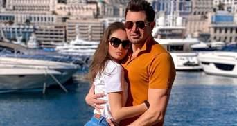 Жена Андрея Джеджулы заявила, что может потерять ребенка и обвинила в этом мужа
