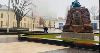 В Киеве показали как после ремонта выглядит Арсенальная площадь