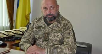 Кривоноса звільнили з посади заступника секретаря РНБО