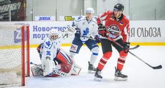 Хокей: Сокіл, двічі поступаючись по ходу матчу, в серії булітів переграв Донбас – відео