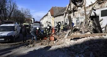 У Хорватії сталася серія потужних землетрусів: чи є серед постраждалих українці