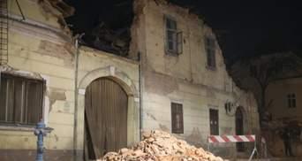 У Хорватії – нові землетруси: люди ночували на вулицях – фото