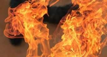 В центре Кропивницкого загорелись квартиры в многоэтажке: пострадали люди