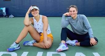 Как и с кем украинские теннисистки готовятся к новому сезону WTA: фото и видео