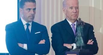 Повредит ли отношениям Украины и США дело с сыном Байдена