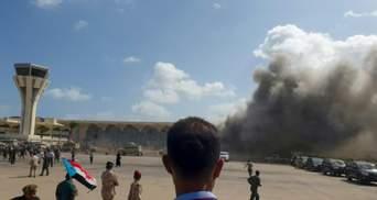 Число жертв и раненых в результате взрыва в Йемене существенно выросло