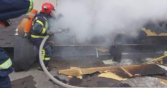 """В Ровно пожарные вывели из ТРЦ """"Арена"""" 30 детей"""
