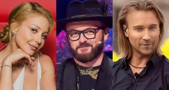 Тіна Кароль, Дзідзьо та Олег Винник: де святкуватимуть Новий рік українські зірки