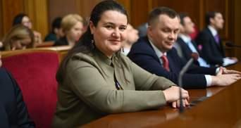 Почти госпожа посол в США: биография Оксаны Маркаровой