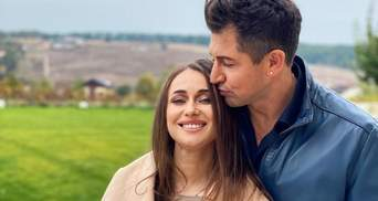 Из-за фото с Каменских: Андрей Джеджула рассказал про скандал с беременной женой