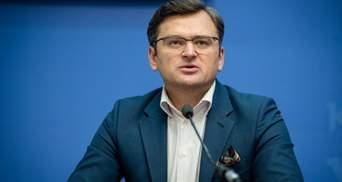 Маркарова ідеально вписалась в портрет посла України у Вашингтоні, – Кулеба