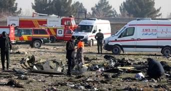 МАУ покажет фильм-расследование об авиакатастрофе украинского самолета в Иране