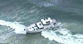 Рятувальники знайшли яхту із заведеним мотором, але безлюдну