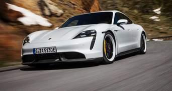 Найдовший в історії дрифт: електричний Porsche Taycan встановив новий рекорд – фото, відео