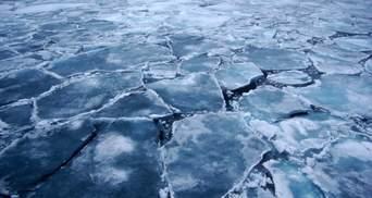 В Сумах спасли двух мужчин, провалившихся под лед – видео