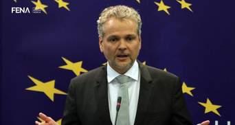 Условия пребывания мигрантов в Боснии неприемлемы, – представитель ЕС