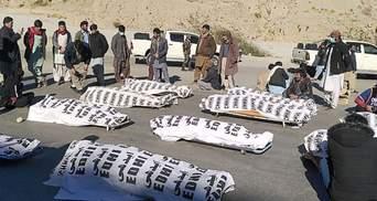 Зібрали у горах і розстріляли: 11 шахтарів-хазарів загинули через напад у Пакистані