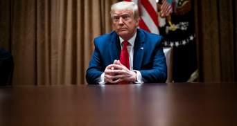 Администрация Трампа за 4 года ввела санкции против 365 россиян
