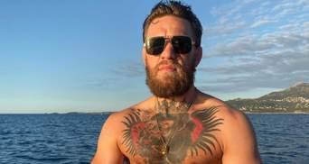 Конор МакГрегор: що означають татуювання на тілі бійця UFC