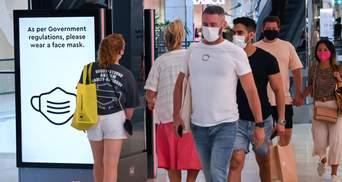 Австралія посилює карантин через COVID-19: за що штрафуватимуть
