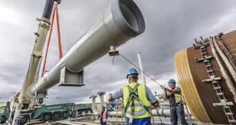 """Будівництво """"Північного потоку-2"""": Росія сподівається на допомогу Євросоюзу"""