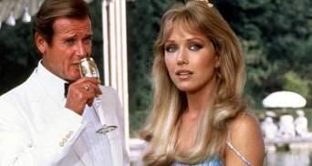 Померла Таня Робертс – ще одна дівчина Джеймса Бонда й зірка 80-х